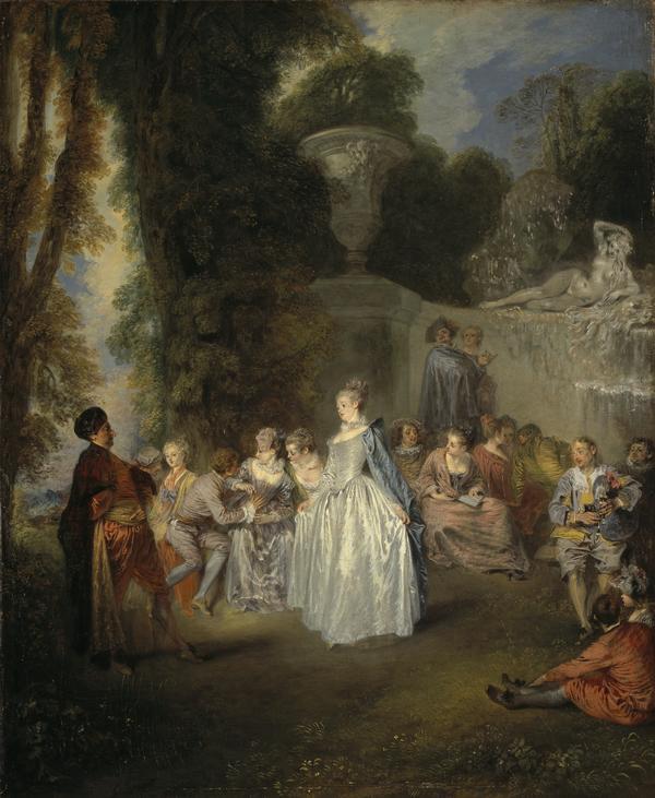 Fêtes Vénitiennes (1718 - 1719)