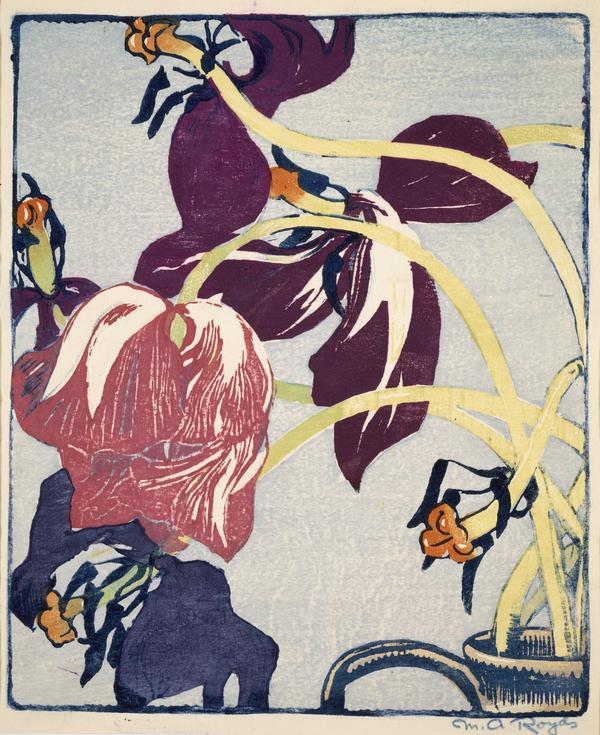 Dead Tulips (About 1934)