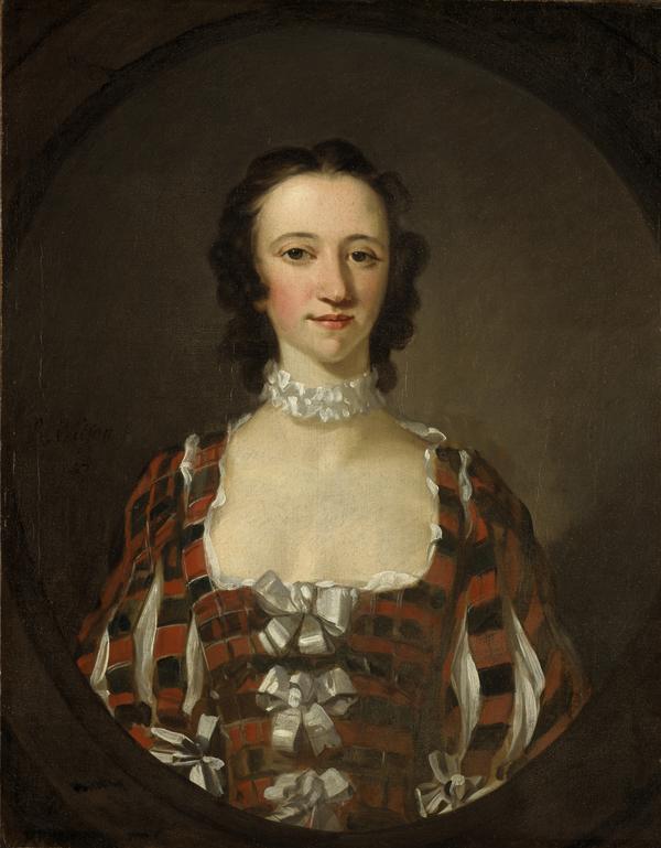 Flora Macdonald [Fionnghal nighean Raghnaill 'ic Aonghais Òig], 1722 - 1790. Jacobite heroine (1747)
