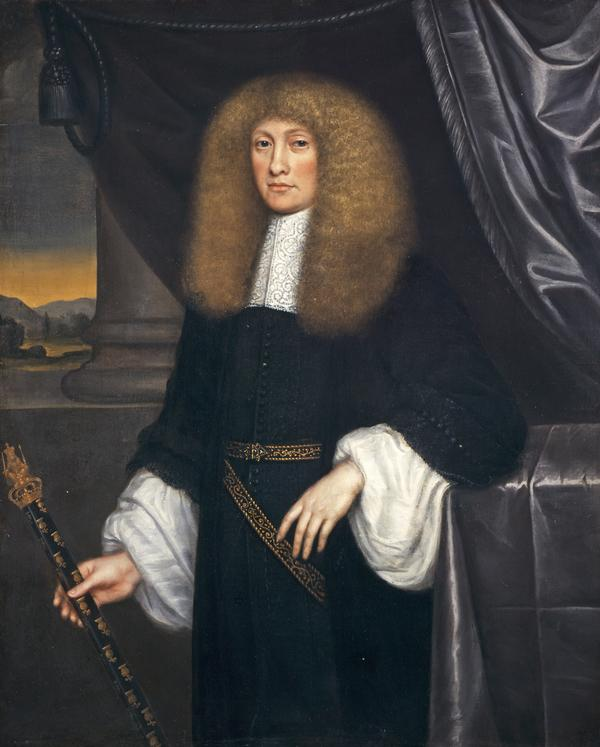 Archibald Campbell [Mac Cailein Mòr], 9th Earl of Argyll, 1629 - 1685. Confederate of the Duke of Monmouth (About 1670)