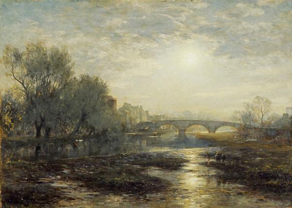 The Nungate Bridge, Haddington (1901)