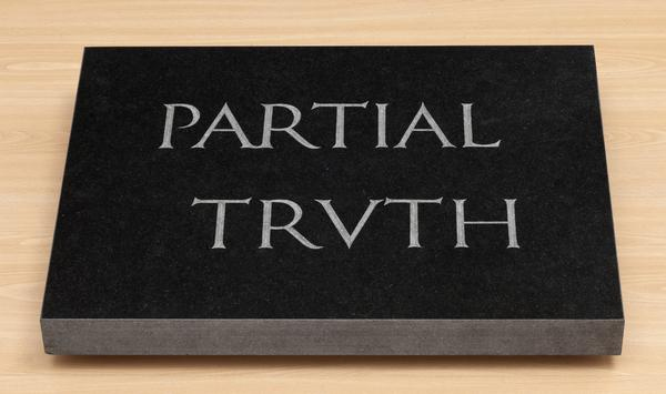 Partial Truth (1997)