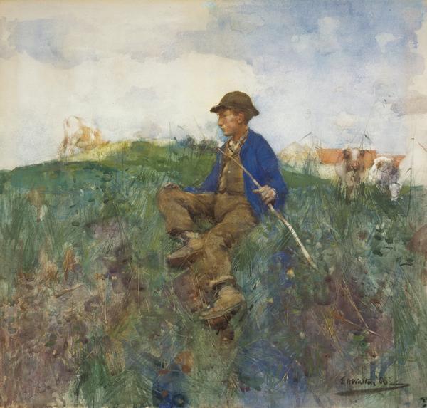 The Herd Boy (1886)