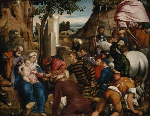 The Adoration of the Kings (early 1540s)