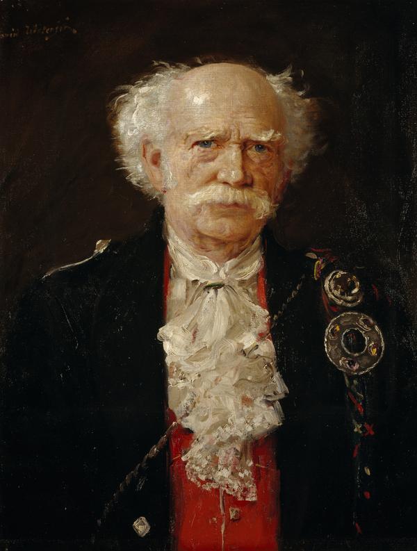 James Scott Skinner, 1843 - 1927. Violinist and composer (Dated 1912)