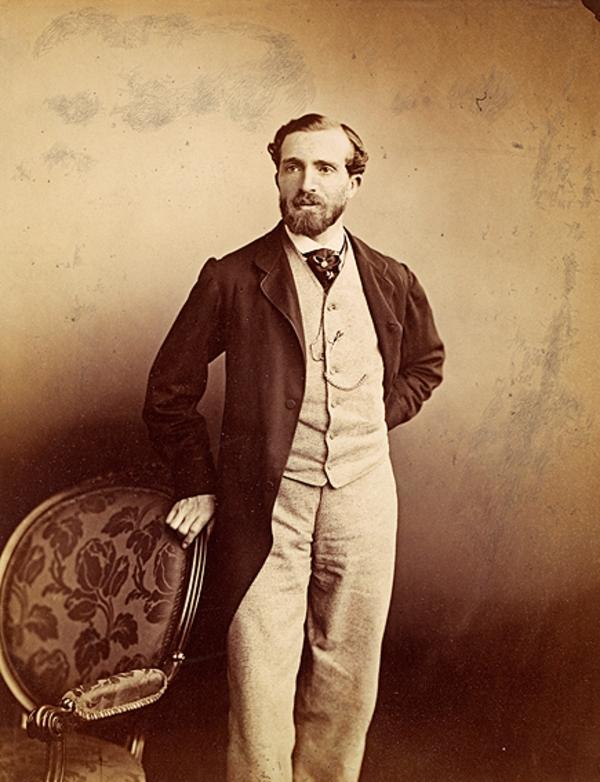 John Ritchie Findlay of Aberlour, 1824 - 1898. Proprietor of the Scotsman; founder of the Scottish National Portrait Gallery