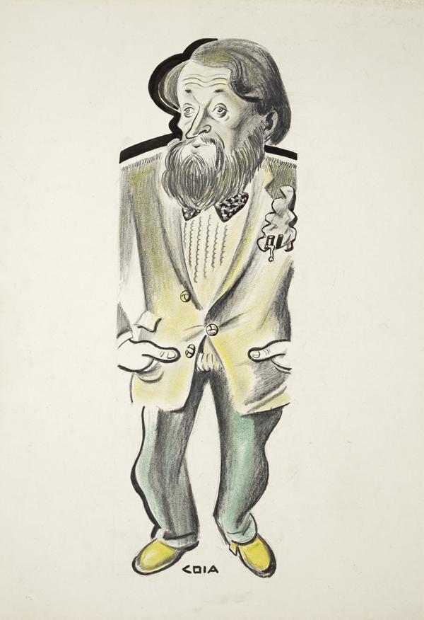 William Crosbie, 1915 - 1999. Artist (1950 - 1991)