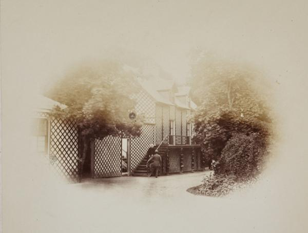 Mount Ararat (a building in the grounds of Mar Lodge) (August or September 1863)