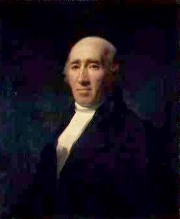 Allan Maconochie, 1st Lord Meadowbank, 1748 - 1816. Judge (1814)