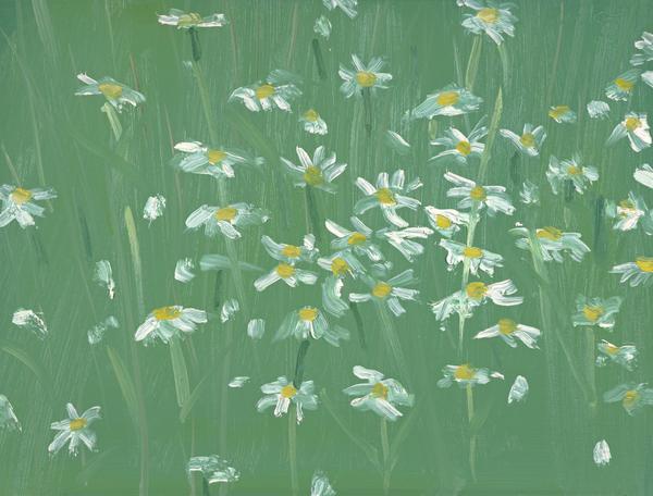 Daisies #2 (1992)
