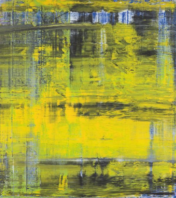 Abstraktes Bild [Abstract Painting] (1994)