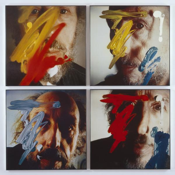 Four Self Portraits - 05.3.81 (1990)