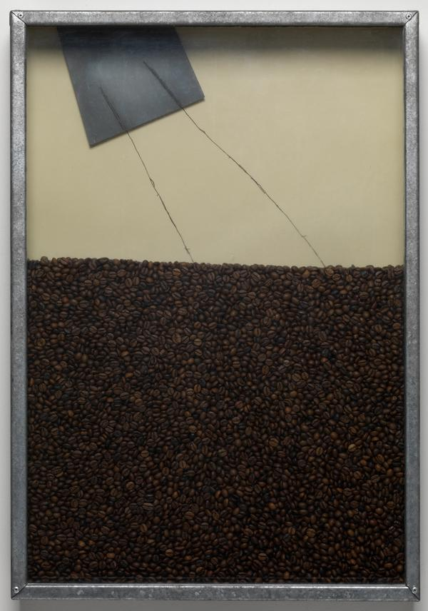 Untitled (Coffee) (1989 - 1991)