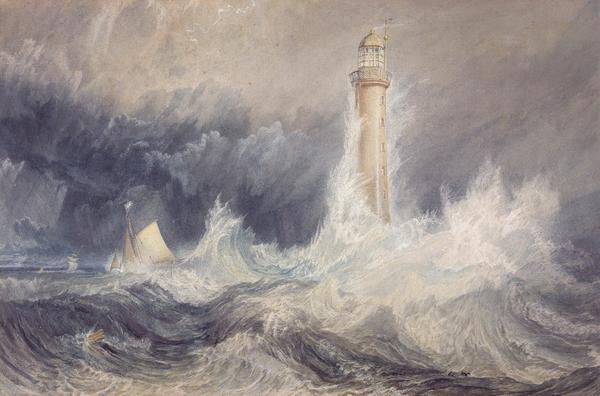 Bell Rock Lighthouse (1819)