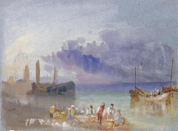 Harbour View (About 1826)