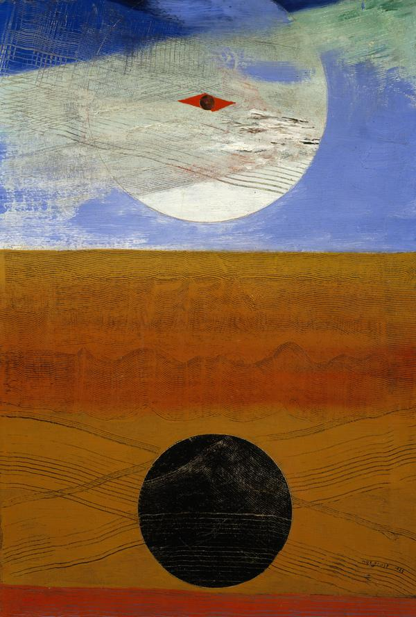 Mer et soleil [Sea and Sun] (Dated 1925)