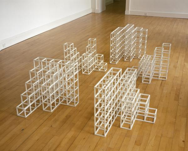 Five Modular Structures (Sequential Permutations on the Number Five) (1972)