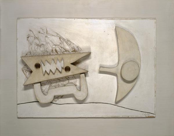Relief Construction (Bird and Beast) (1936)