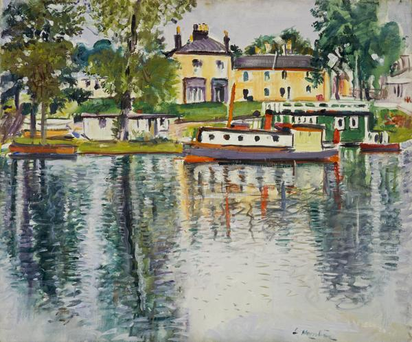 Reflections, Balloch (About 1929 - 1930)
