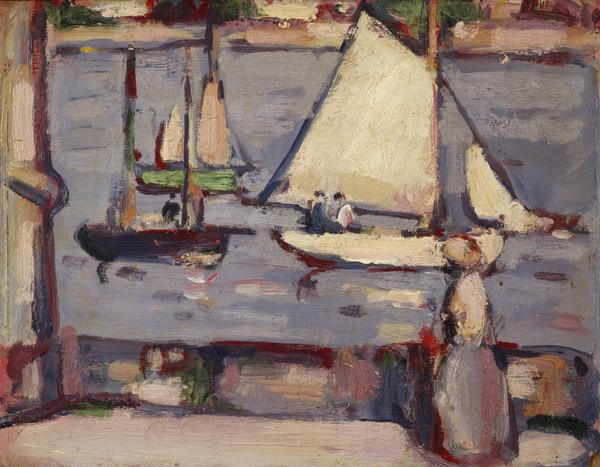 Twilight, Royan (1910)
