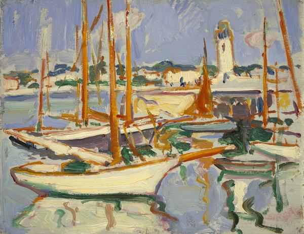 Boats at Royan (1910)
