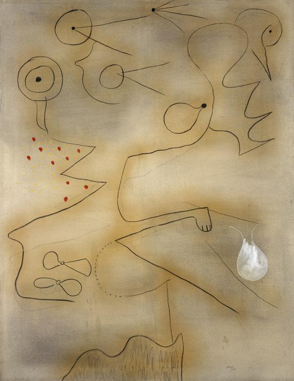 Peinture [Painting] (1925)
