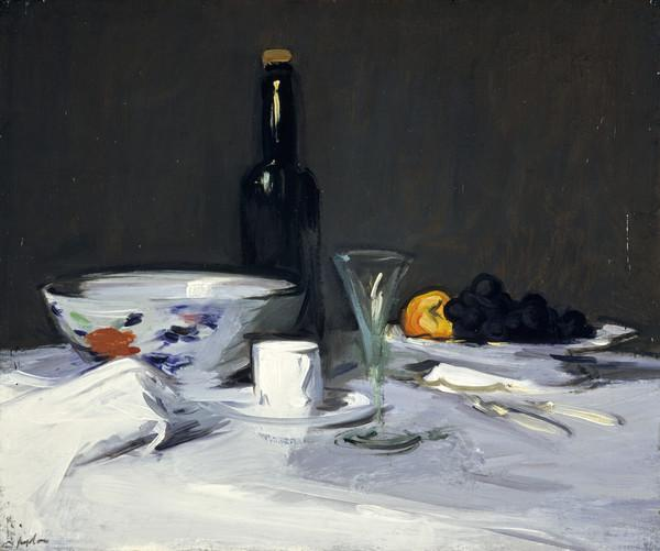 The Black Bottle (About 1905)