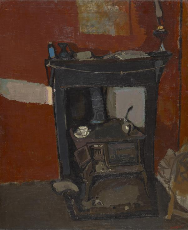 A Stove (About 1955)