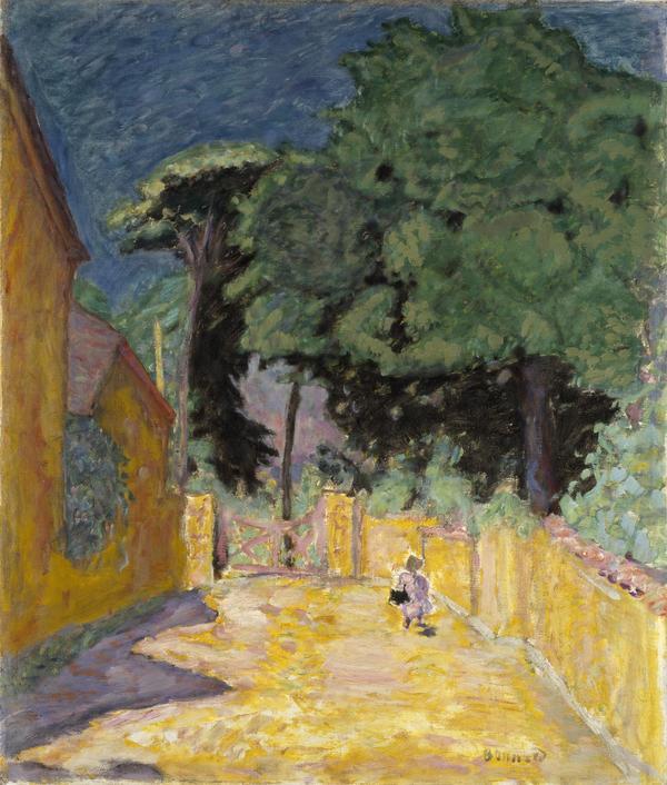 Ruelle à Vernonnet [Lane at Vernonnet] (About 1912 - 1914)