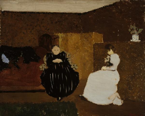 La causette [The Chat] (1893)