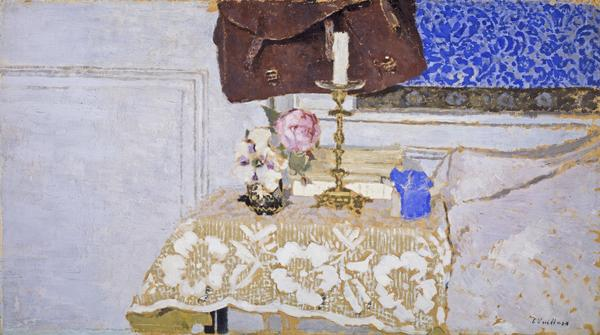 Nature morte au bougeoir [The Candlestick] (About 1900)