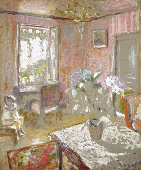 La Chambre rose [The Pink Bedroom] (About 1910 - 1911)