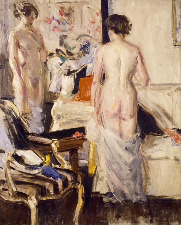 The Model (About 1912)