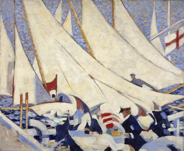 The Regatta (1913)