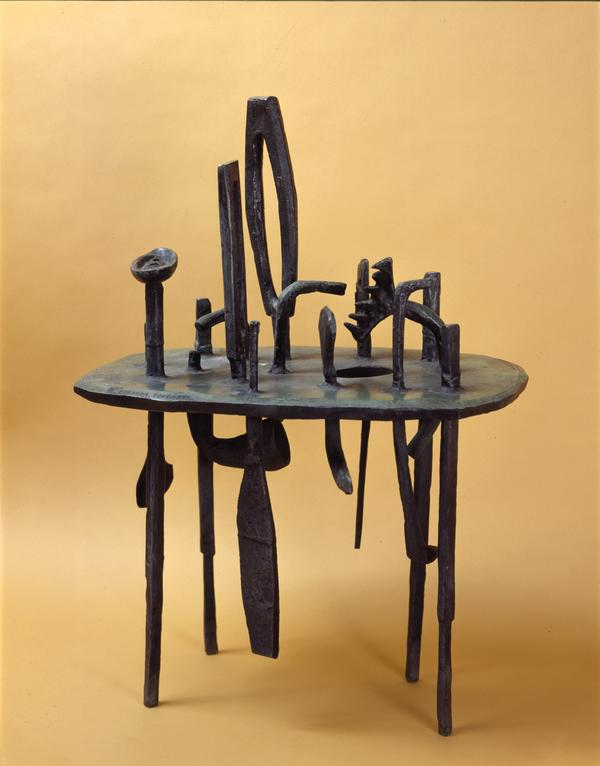 Table Sculpture (Growth) (1949)