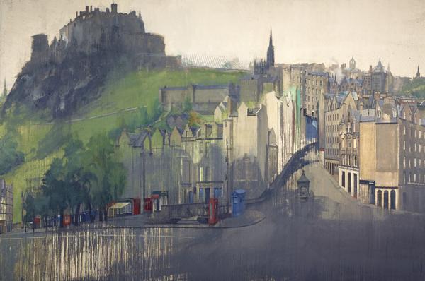 Edinburgh (Old Town) (1990 - 1993)