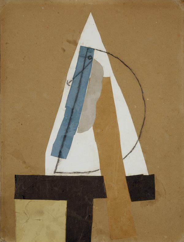 Tête [Head] (1913)