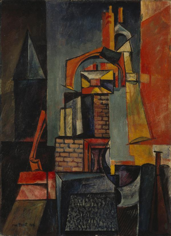 Tϋrme [Towers] (1916)