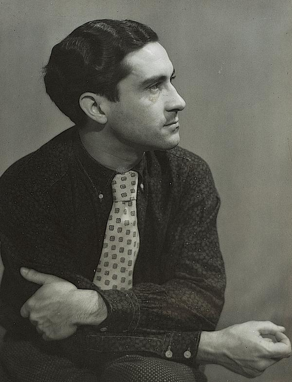 Portrait of Georges Hugnet (1934)