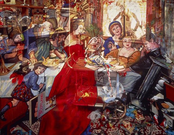 The Feast of Herod (after Peter Paul Rubens) (1998)