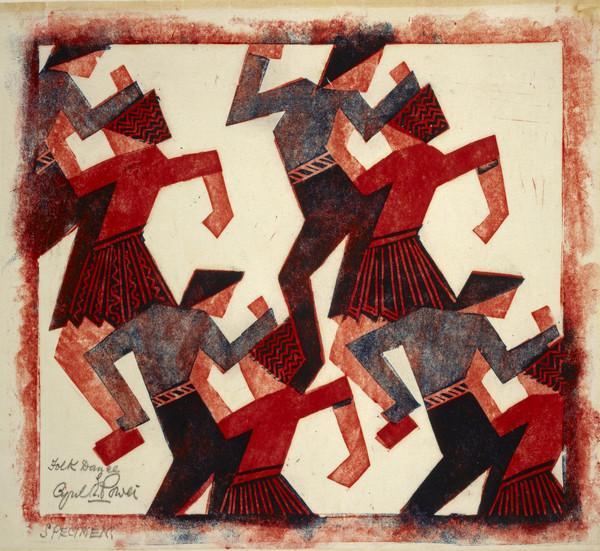 Folk Dance (About 1932)