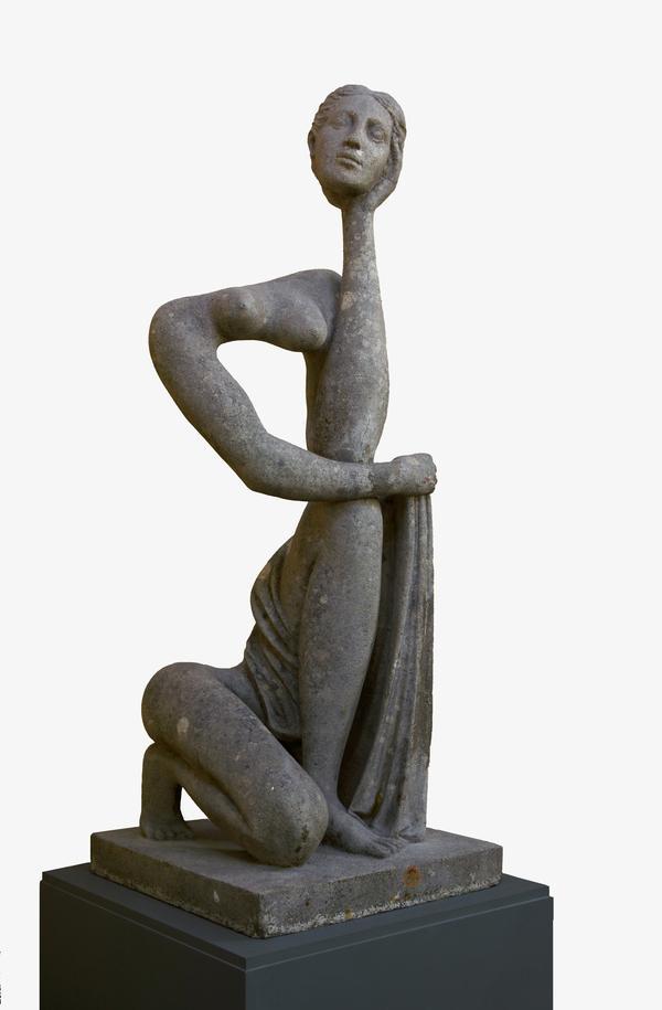 Kneeling Woman (1947)