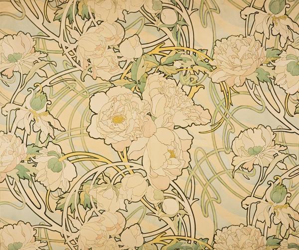 Peonies (1897 - 1898)