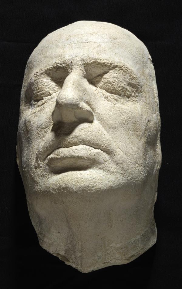 Mask of Professor Sir Alfred Cuschieri, born 1938 (2002)