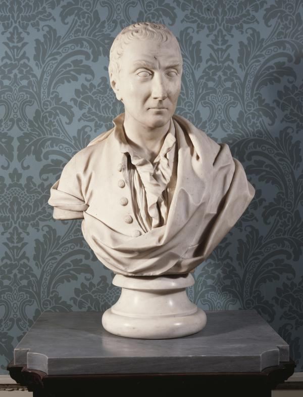William Adam, 1689 - 1748. Architect; father of Robert and John Adam (About 1740)