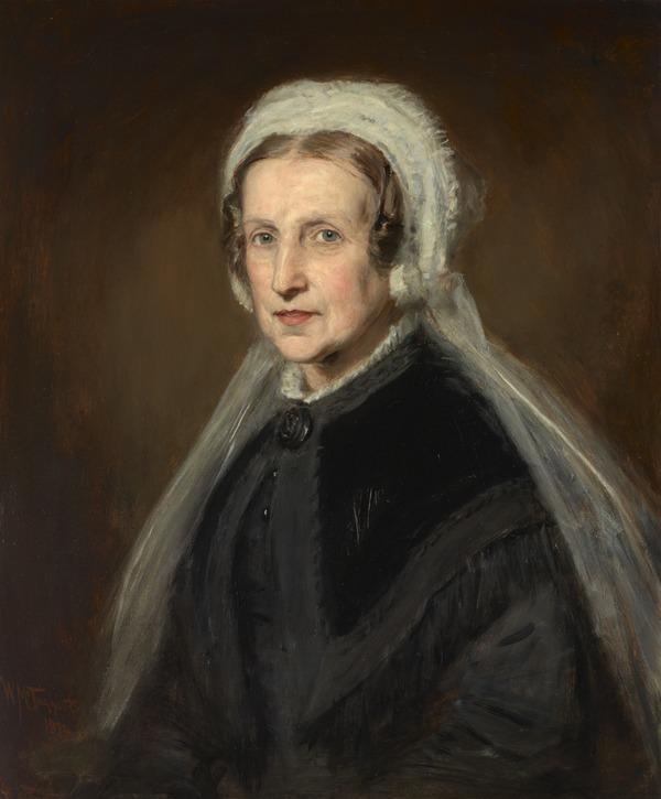 Mrs Leiper (Dated 1872)