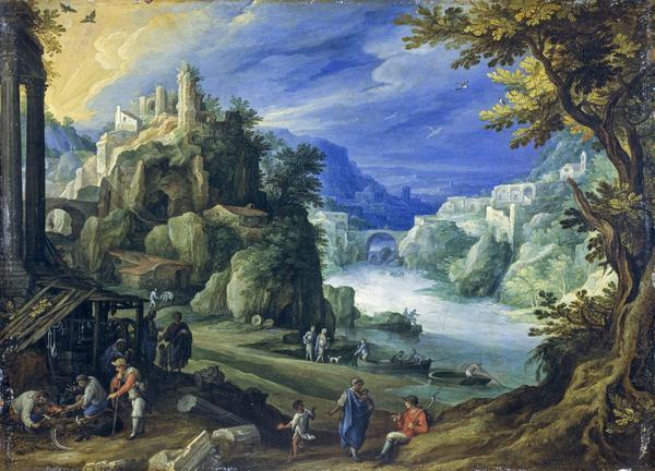Fantastic Landscape (1598)