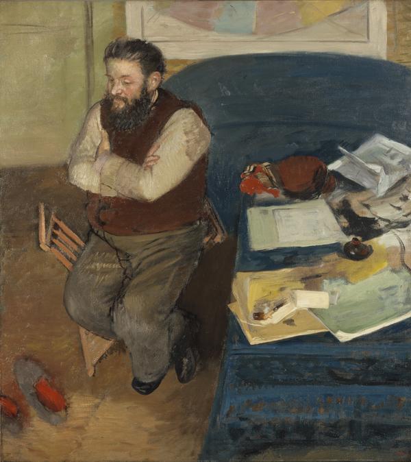 Diego Martelli (1839 - 1896) (1879)