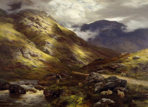 Wandering Shadows (1878)