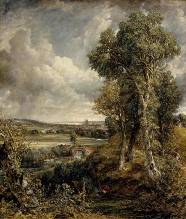 The Vale of Dedham (1828)
